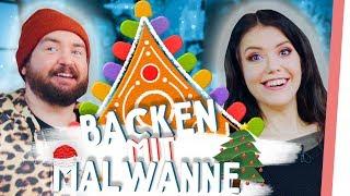 Christmas COOKIES mit MALWANNE – Die Challenge!