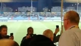 Qarabağ-Düdelanj Luksemburg idman naziri üzr istədi.
