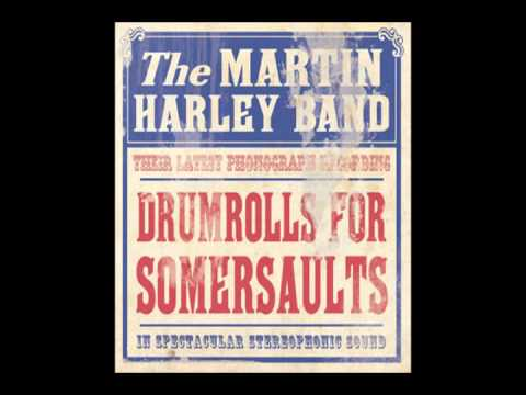 The Martin Harley Band - Lonely With You
