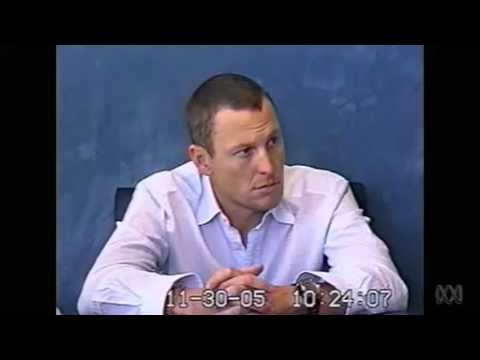 Lance Armstrong interview: denies doping