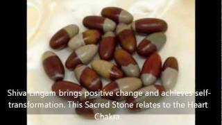 Shiva Lingam Stones Meaning and Crystal Healing