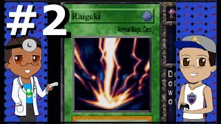 Raigeki Yugioh Forbidden Memories 2 Youtube