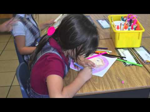 Saint Sebastian School Back to School Video 14-15