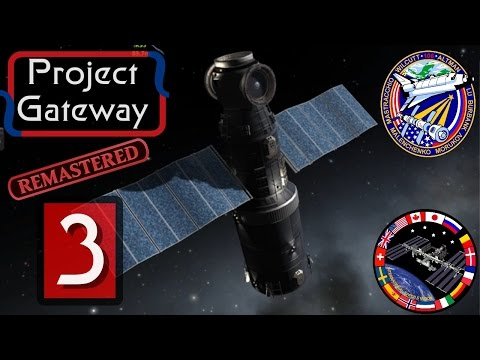 "G03 ""Zvezda"" ISS Project Gateway Remaster / Kerbal Space Program"