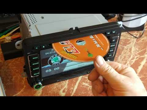 Gearbest Capacitive Touch Screen Car Video Player issues