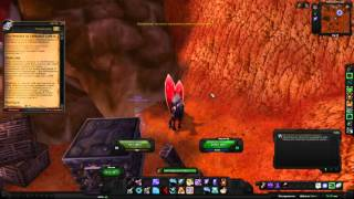 World of Warcraft Quest: Настроиться на кровавый камень (id=26158)
