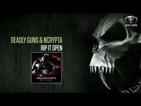 Deadly Guns & Ncrypta - Rip It Open [MOHDIGI256]