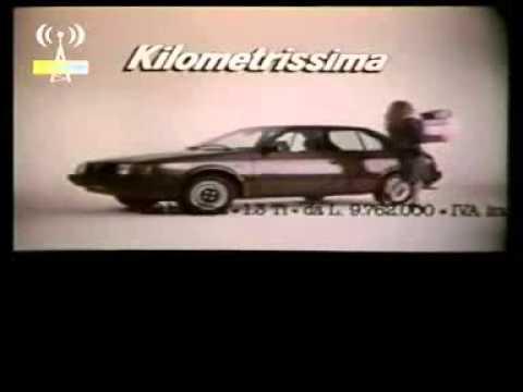 Spot Anni 80   Arna Alfa Romeo 1984   YouTube