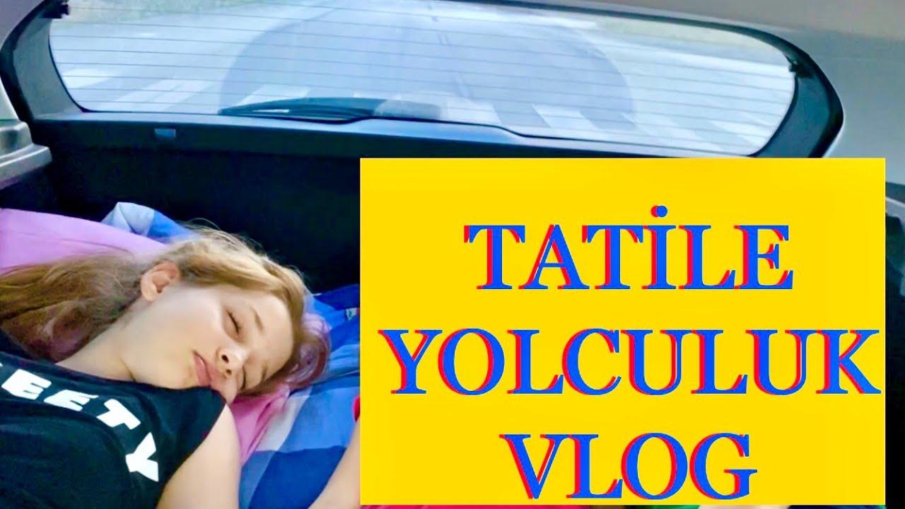 Tatile Yolculuk Vlog Ecrin Su Çoban
