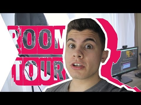 [200.000 Feliratkozós] ROOM TOUR 2015