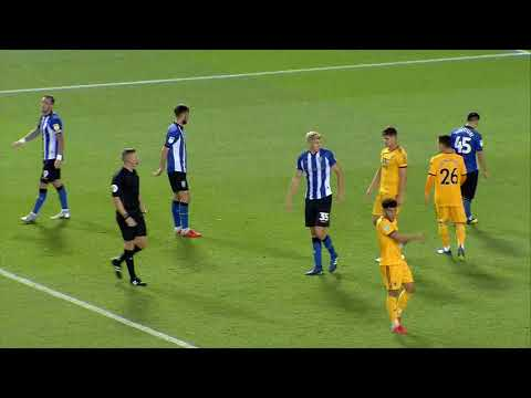 SHORT HIGHLIGHTS: Sheffield Wednesday v Wolverhampton Wanderers