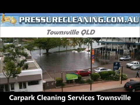 Car Park Cleaning Townsville QLD