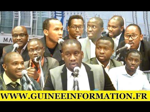 Rencontre des jeunes leaders guinéens de la société civile et des partis politiques en France