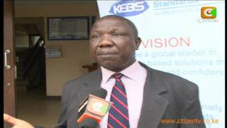 Kebs: Counterfeits Netted