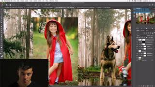 Adobe Photoshop Быстрый старт (2018) Видеокурс 11 Маска слоя