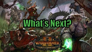 What Comes Next for Total War Warhammer 2? Lord Packs, Lizardmen vs. Skaven, FLC and Future Content