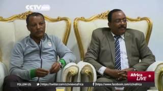 CCTV : Record-breaker Almaz Ayana Leads Ethiopia's Olympic Team Back Home