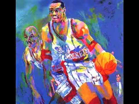 Favorite Artists: LeRoy Neiman's Sports Art