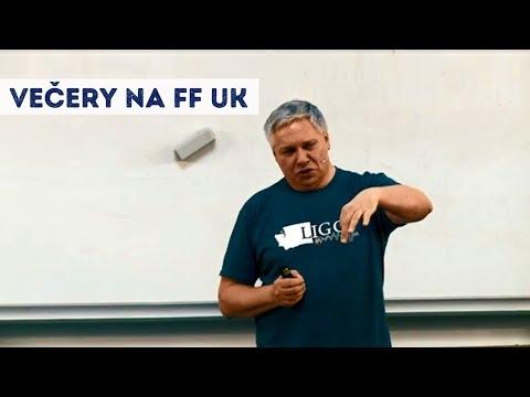 Petr Kulhánek - Až dojde ropa | Neurazitelny.cz | Večery na FF UK
