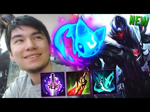 YOUMUUS PLAYS THE NEW PROJECT JHIN ! NEW BEST KEYSTONE FOR JHIN ?