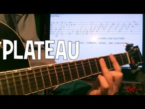 Guitar lessons online Nirvana Plateau tab