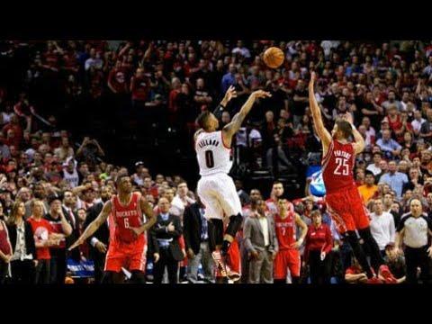 NBA UNBELIEVABLE GAME WINNING SHOTS