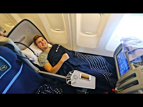 TRIP REPORT |Condor BUSINESS CLASS | Boeing 767-300 | New Orleans to Frankfurt