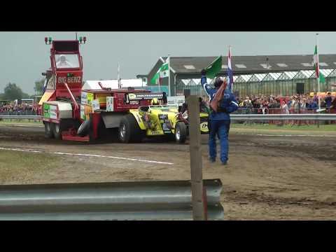 Tractorpulling Hoeven 2017
