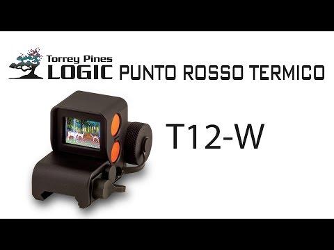 Strumenti ottici per la caccia: Punto Rosso Termico Torrey Pines Logic T12-W