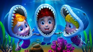 Baby Shark | Fun Schoolies Videos for kids and children