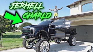 JERMELL CHARLO BOUGHT A LIFTED TRUCK BECAUSE OF ME 🤯