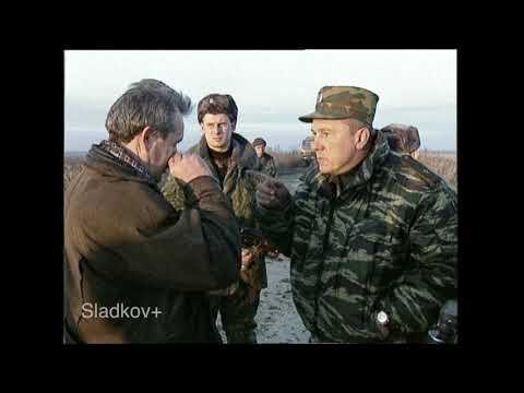 Шаманов и чеченское ополчение