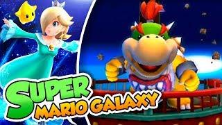 ¡Ni el resfriado ni Bowsy podrán conmigo! - #12 - Super Mario Galaxy en Español (WiiU) DSimphony