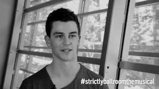 Meet Thomas Lacey - our Scott Hastings!