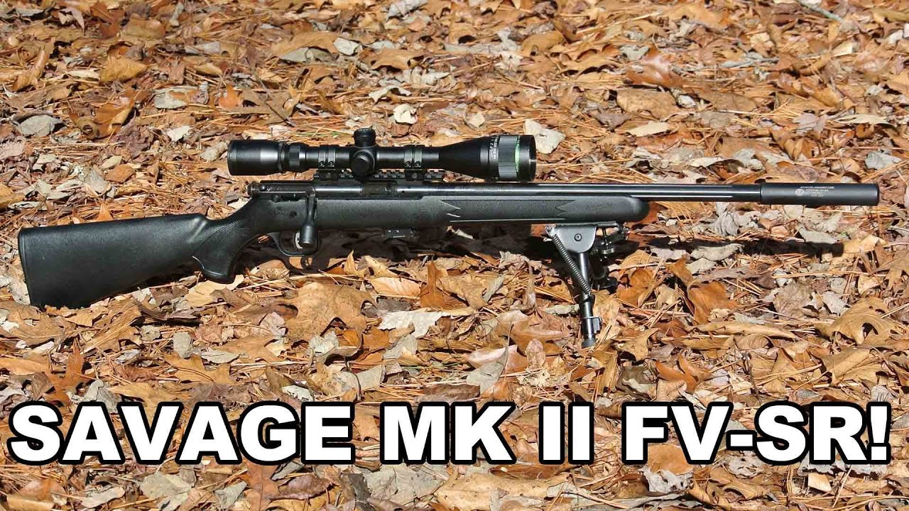 Savage Mk II FV-SR! Silent Precision at a Great Price