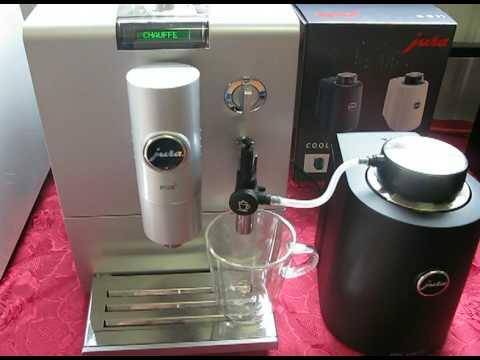 Machine Jura ENA 5 - YouTube