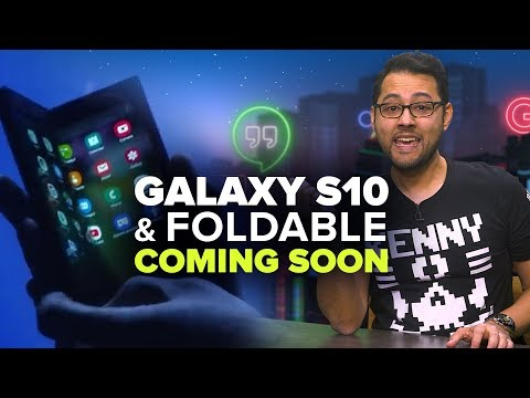 Foldable Galaxy will arrive in March, says report (Alphabet City) Mp3