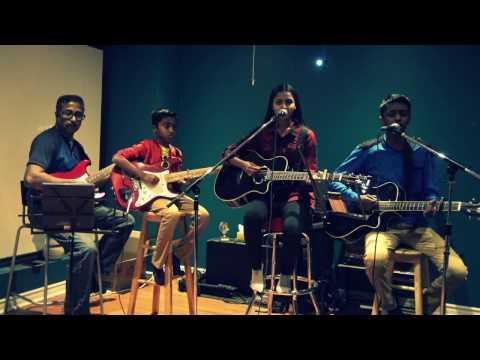 Pona Usuru - Live Vocal Cover by Subavin & Abinaya