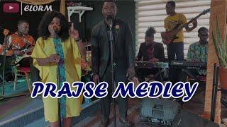 Ghana Praise Medley by African Groove Hub | ELORM