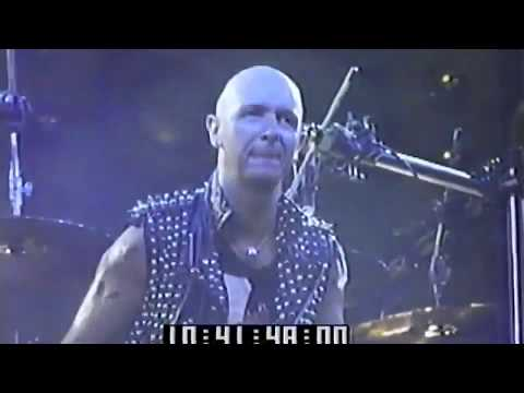 Judas Priest - The Hellion/Electric Eye (Live At Irvine Meadows 1991) [Pro-Shot] [60fps] [HQ]
