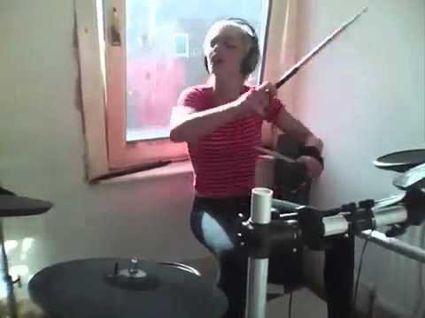 Framing Hanley  Lollipop Drum   Kayleigh Rogerson