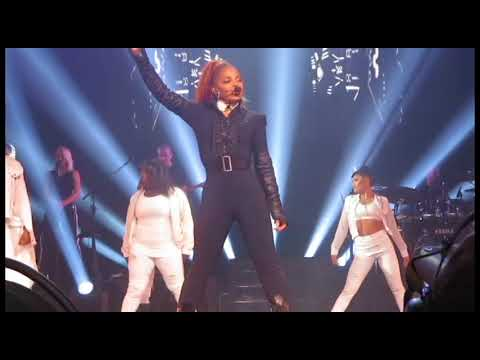 Janet Jackson - State of the World Tour FULL DVD Part 1