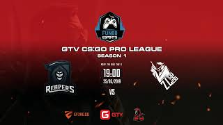 [GTV CS:GO Pro] The Reapers vs 24BHB
