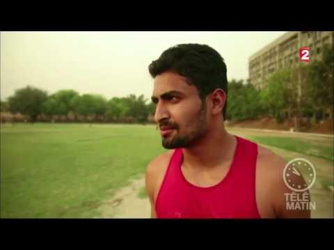 France 2 New delhi - Sport,  le dopage banalisé en Inde