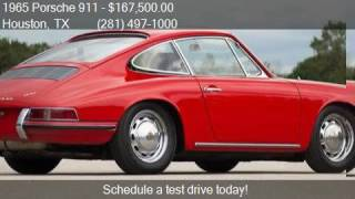 1965 Porsche 911  for sale in Houston, TX 77079 at DRIVER SO