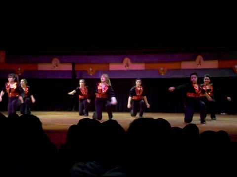 Moody High School Dance Recital 2010 -  If (Dance 3/4 Students)