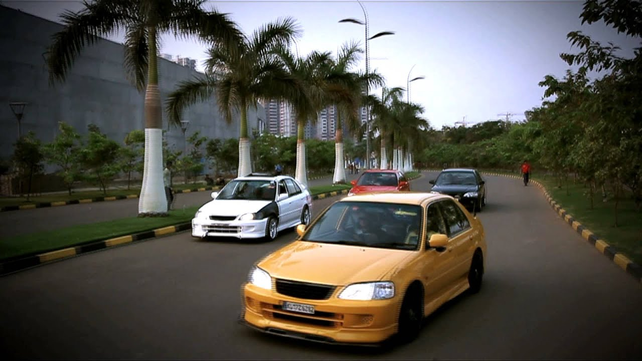 honda city type z meet sxe crew india