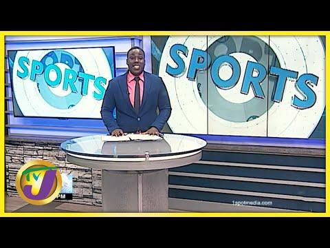 Jamaican Sports News Headlines - August 22 2021
