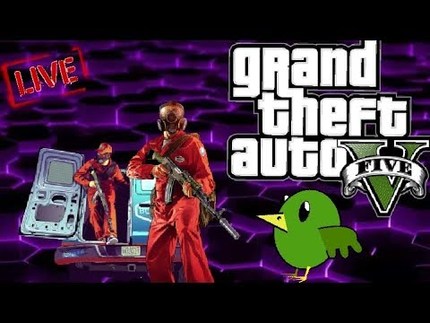 GTA 5 [ Early bird ]Grinding for that cash , Chilling with the guys. - GTA 5 [ Early bird ]Grinding for that cash , Chilling with the guys.