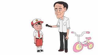Animasi Kartun Ikan Film Kartun Animasi Anak Mainan Mobil Balap